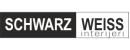 Schwarzweiss interijeri